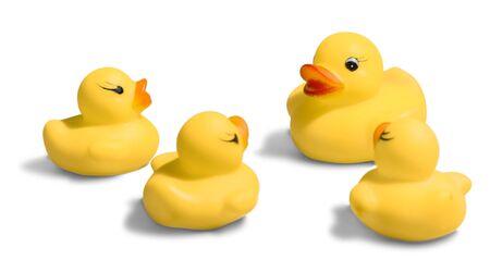 Rubber duck. Stok Fotoğraf