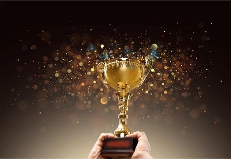 Award. Standard-Bild