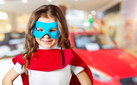 Kid. Banque d'images