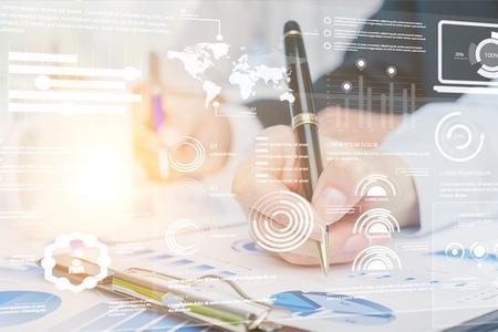 financiers et investissement des produits