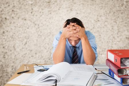 感情的なストレス。