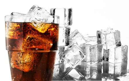 caffeine free: Drink with ice.