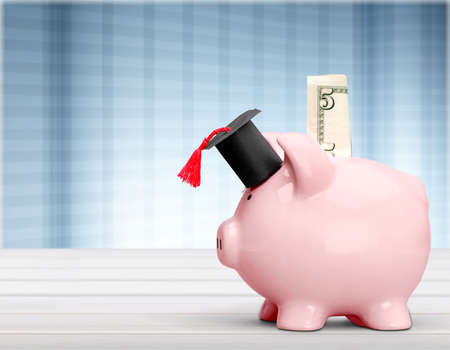 saving for college Banque d'images