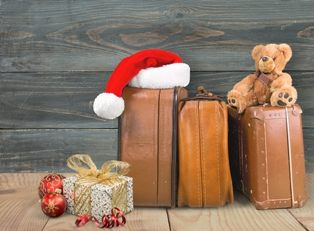 Traveling with Santa
