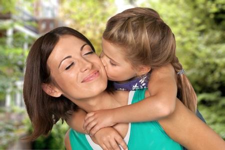Mother & Child Reklamní fotografie