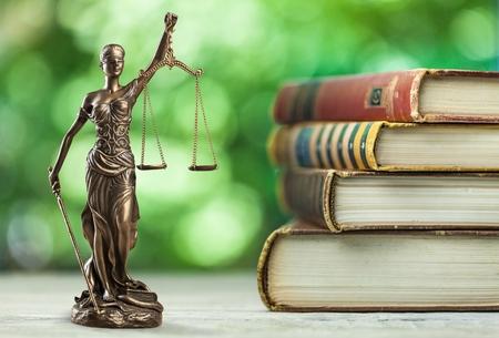 Imagen del concepto de derecho legal