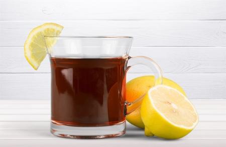 Glass of Tea with Bag End