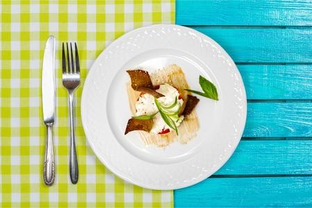 Foie Gras Salad