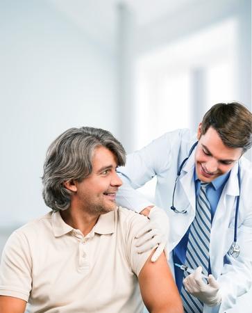 Senior Medical - Flu Shot