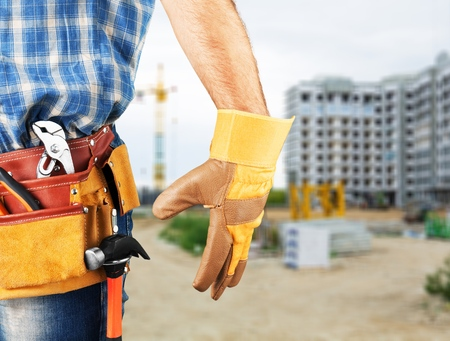 Tool Belt with copy space