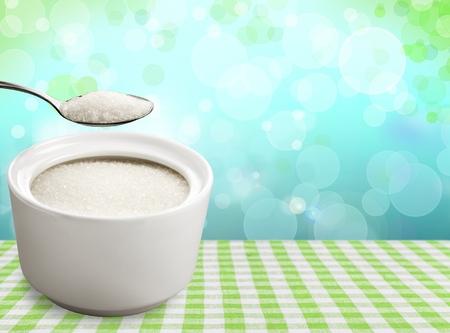 Spoonful of sugar Banco de Imagens