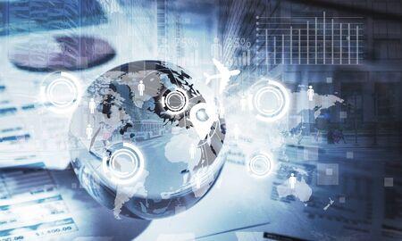 Sociaal netwerk en moderne communicatietechnologie