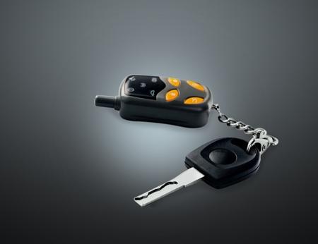 car key Reklamní fotografie