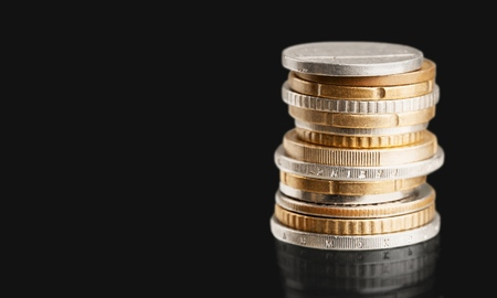 Mixed Coin Stack 2.