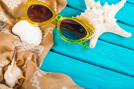 Summer - beach - decoration