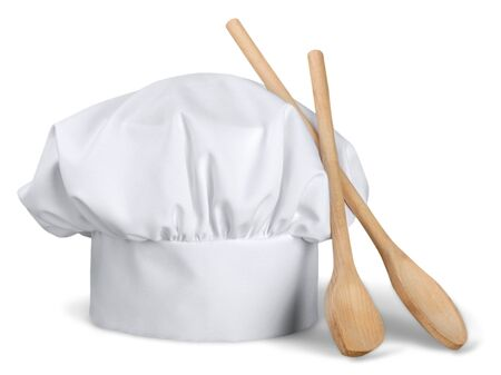 Chef Hat with Wooden Spoons