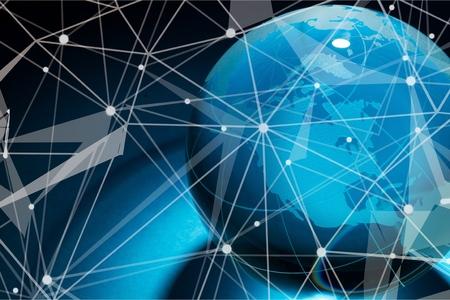 Global world telecommunication network