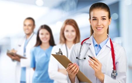 Professional medical doctor