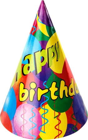 Birthday party hat Banque d'images - 95768405