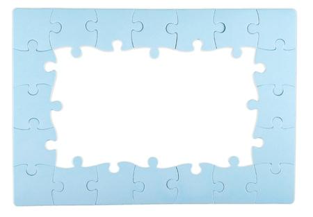 퍼즐 프레임 스톡 콘텐츠 - 95594775