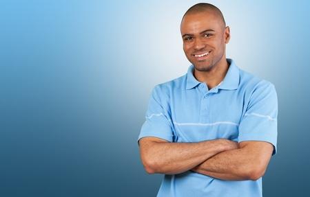 happy smiling man Reklamní fotografie