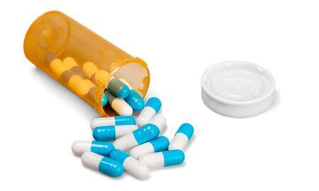 Stack prescription pharmaceutical pills