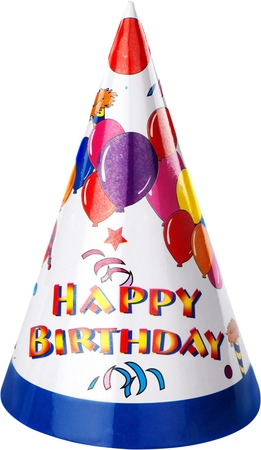 Birthday party hat Banque d'images - 98848478