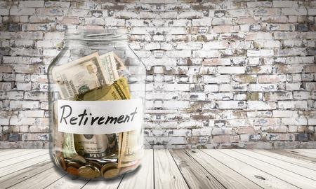 Retirement Fund Stock fotó