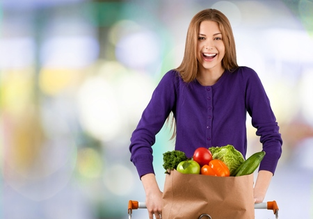 Healthy Happy Young Woman