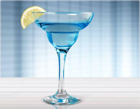 Cocktail on Bar Stok Fotoğraf