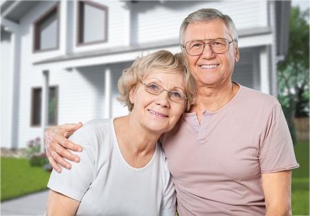 Seniors smiling.