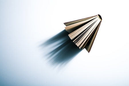 book from above Foto de archivo - 101283482