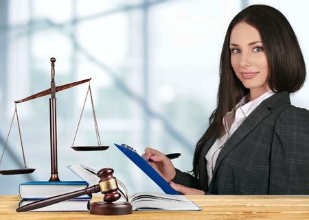 legal case concept Stock Photo