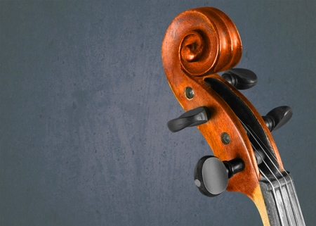 Cellos scroll