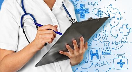 doctors medical notes