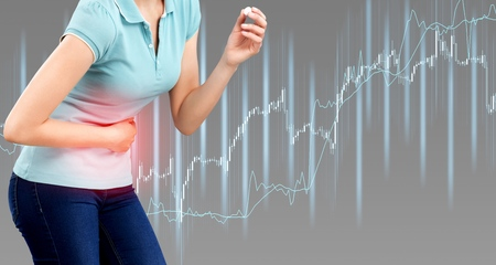 Care in abdomen large Intestine