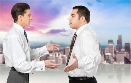 Business disagreement Zdjęcie Seryjne - 102321772