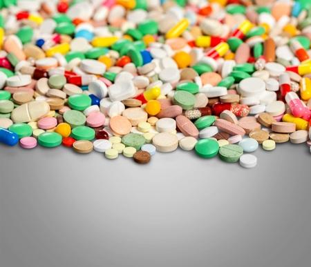 Medicine and pills