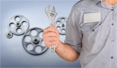 Working Man Torso and Arms Reklamní fotografie
