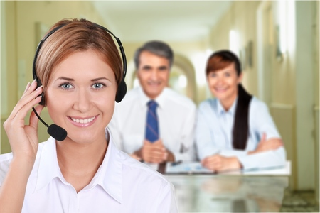Perfect customer support. Switchboard Operator