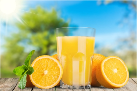 orange, orangensaft 스톡 콘텐츠