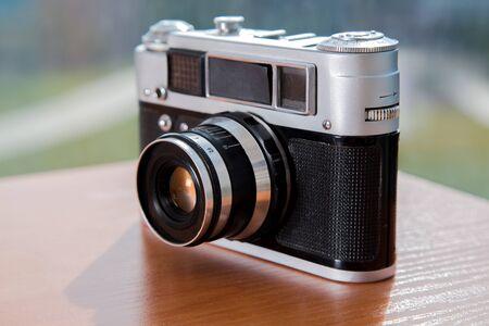 Filmcamera's die in het verleden populair waren