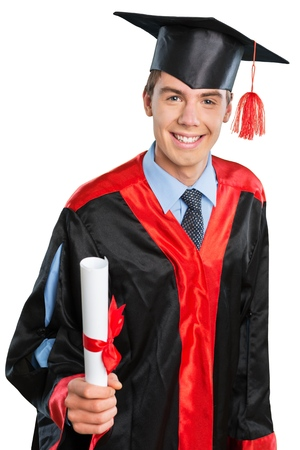 Graduated Student Isolated