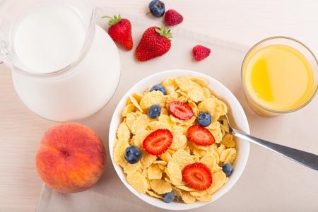 Breakfast Banco de Imagens