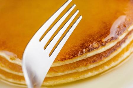 Stack of Pancakes Фото со стока
