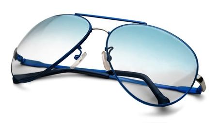Shady Sunglasses - Isolated 写真素材
