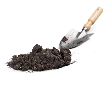 Dirt and a Shovel