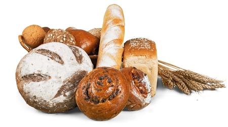 panes surtidos en una cesta