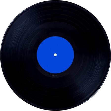 Vinyl - Isolated