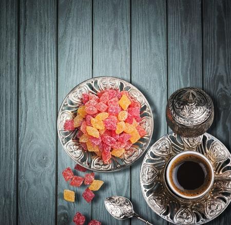 Traditional Turkish Ramadan Sweet Sugar Candy